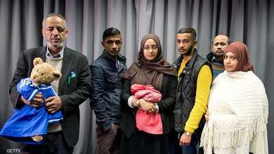 """عائلات """"نساء داعش"""" تطلب """"الرحمة"""" في بريطانيا"""