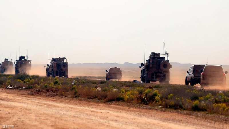 """داعش يلغم مناطق سورية """"قبل الهروب"""".. ويتحصن بالمزارع 1-1227554.jpg"""