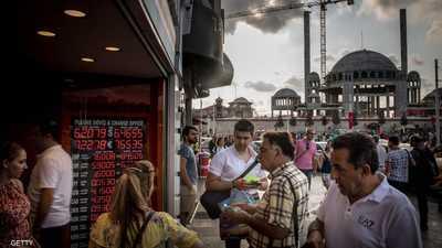 """""""رقم سلبي"""" يكشف أزمة تركيا الاقتصادية"""