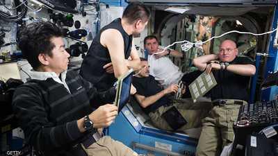 بالتجربة.. الجينات تتغير في الفضاء