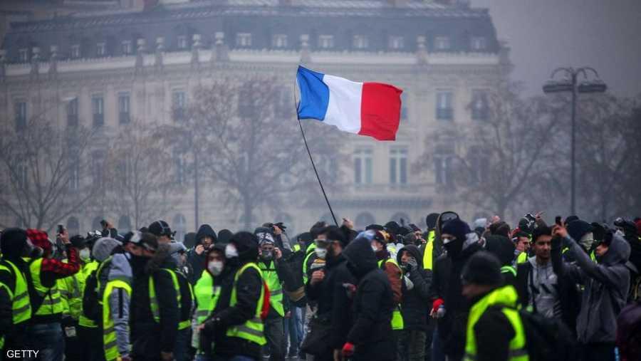 في باريس، ستستمر التعبئة طوال نهاية الأسبوع لإحياء ذكرى مرور ثلاثة أشهر على بدء التظاهرات.
