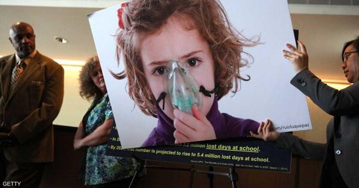 دراسة تخلص إلى طريقة لتقليل أزمات الربو عند الأطفال