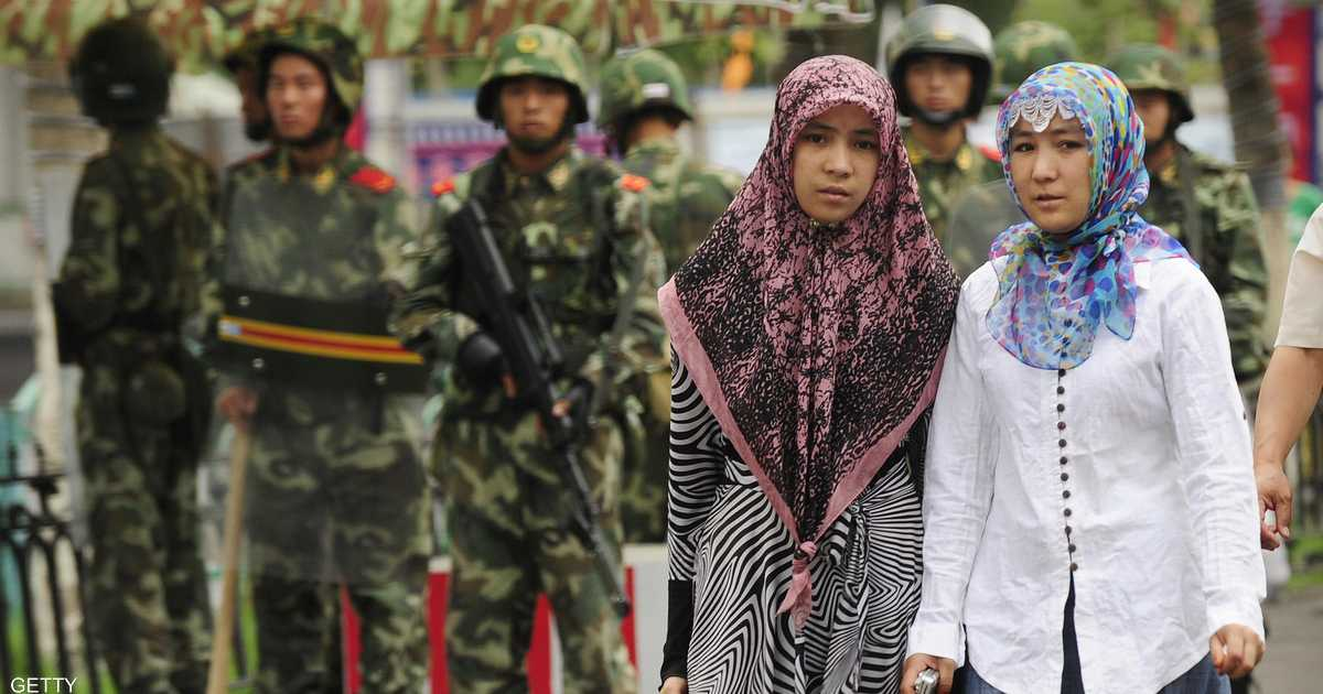 تسريب يكشف مراقبة الصين لـ 2.5 مليون مسلم