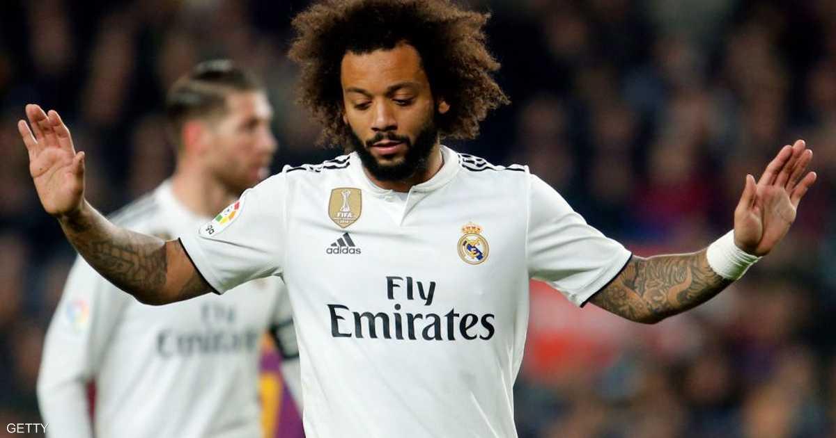 مارسيلو يحسم مستقبله مع ريال مدريد.. ويخذل رونالدو   أخبار سكاي نيوز عربية