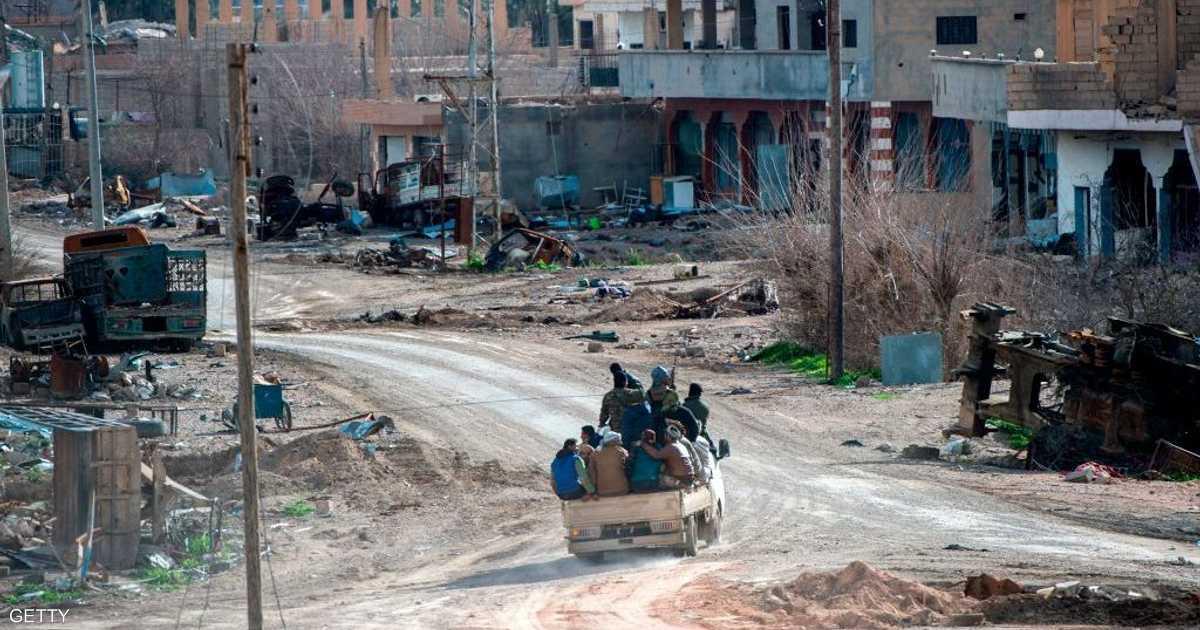 داعش يحاصر 200 أسرة سورية.. ونداء دولي للتحرك