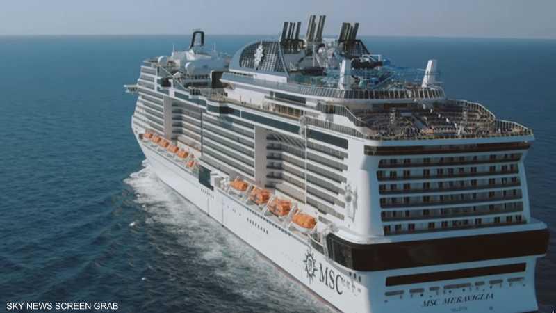 السفن السياحية البريطانية.. لائحة الأفضل بالعالم