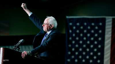ساندرز بعد 12 ساعة فقط.. أرقام غير مسبوقة نحو انتخابات 2020