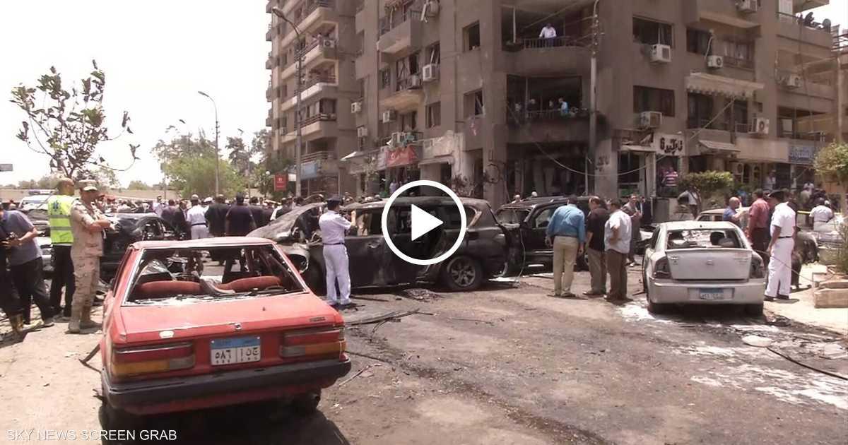 إعدام مدانين في جريمة اغتيال النائب العام بمصر