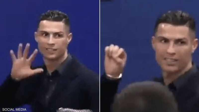 رونالدو فاز بدوري أبطال أوروبا 5 مرات