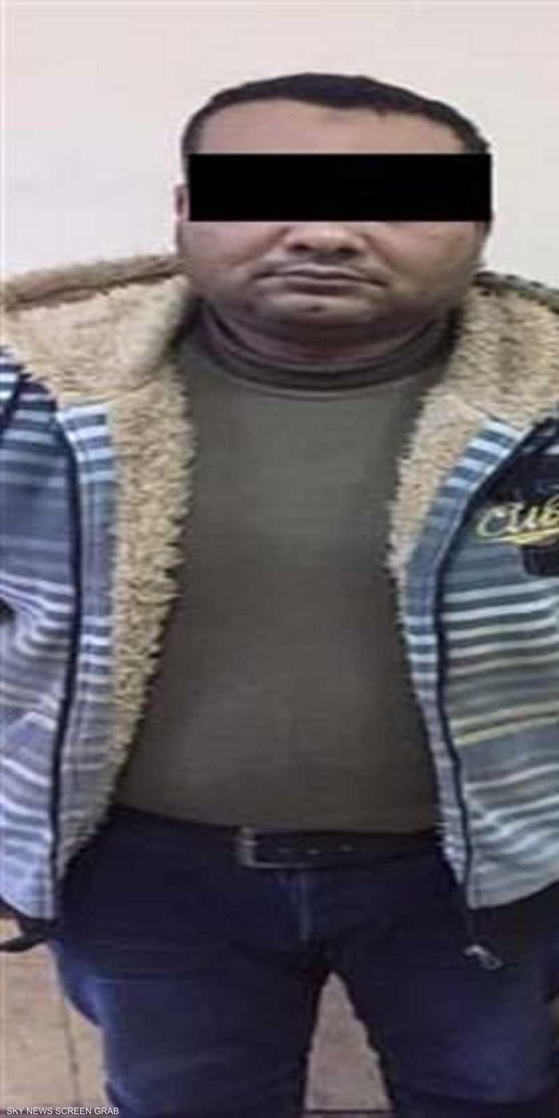 الجاني زوجته (نقلا عن موقع مصراوي)