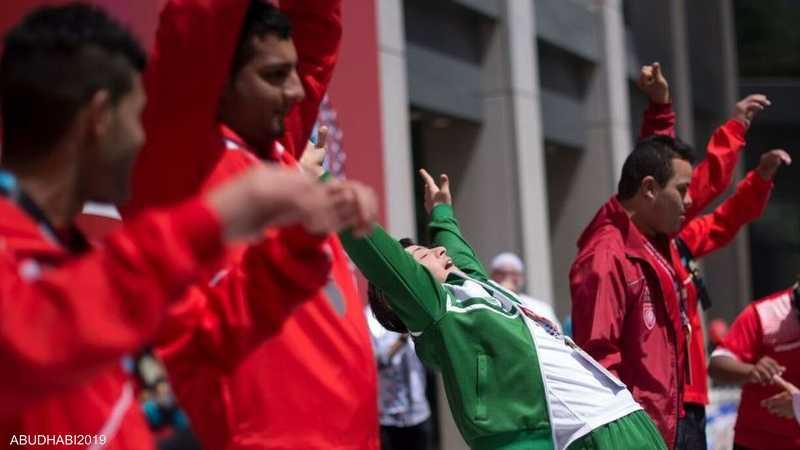 الأولمبياد الخاص يقام لأول مرة في الشرق الأوسط وشمال أفريقيا