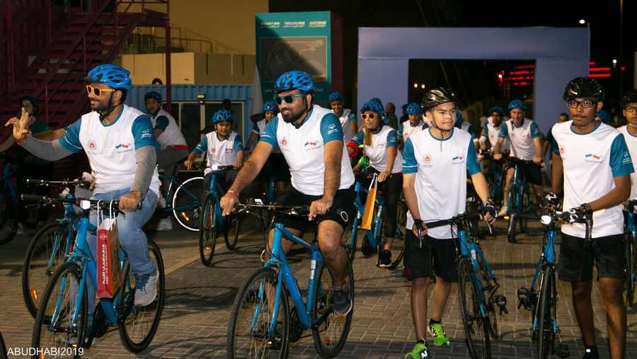 يتنافس في الفعالية أكثر من 7500 رياضي في 24 لعبة معتمدة من الألعاب الرياضية الأولمبية، وتقام فعالياتها في 11 موقعا بين أبوظبي ودبي