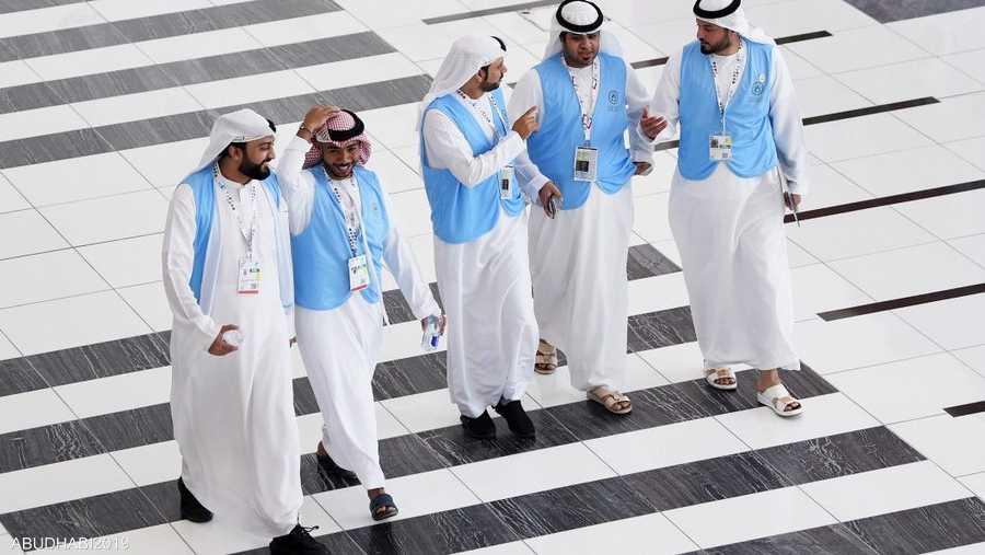 سجل أكثر من 20 ألف شخص للتطوع والمشاركة في الأعمال التنظيمية ضمن أولمبياد أبوظبي الخاص، 40 بالمئة منهم من مواطني الإمارات