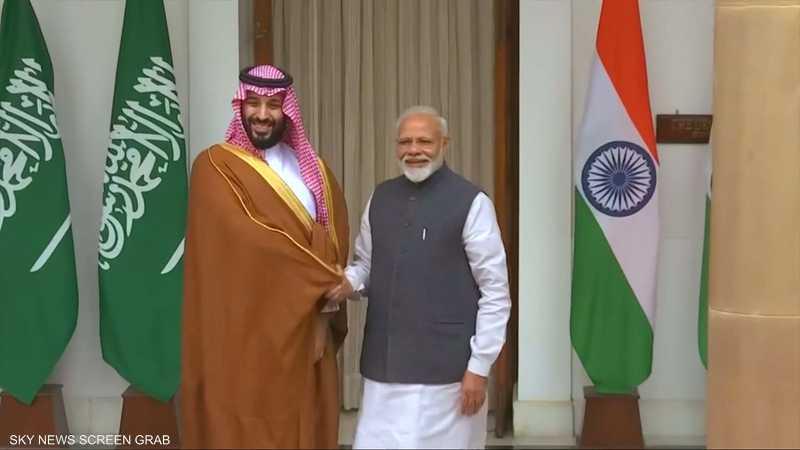 السعودية تستهدف فرصا استثمارية بـ 100 مليار دولار بالهند