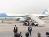 طائرة الرئيس الأميركي تحظى بحماية أمنية مشددة