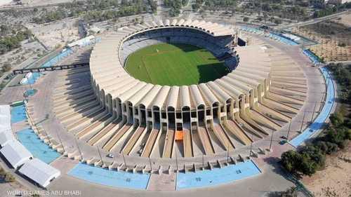 مدينة زايد الرياضية، أبوظبي مسرح افتتاح الأولمبياد الخاص