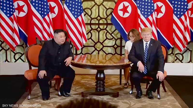 قمة هانوي.. لا اتفاق بين ترامب وكيم