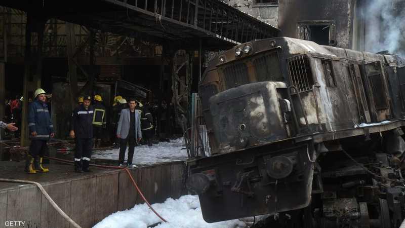 """مصر.. """"أسرار جديدة"""" تتكشف في ملف القطار الكارثي"""
