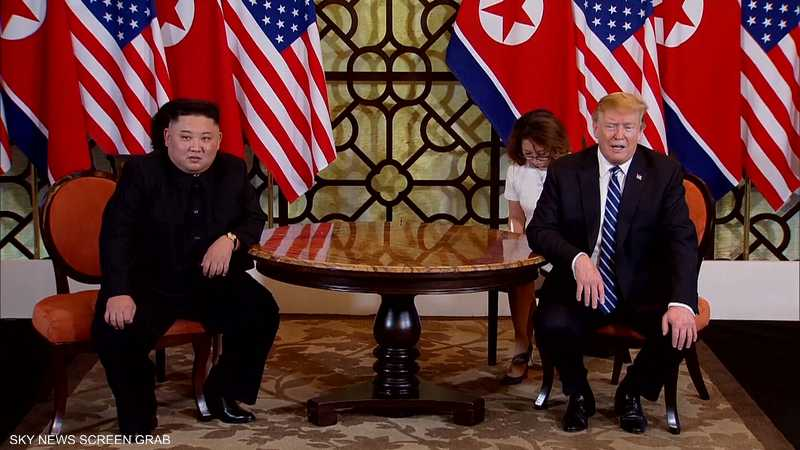 الخلافات في وجهات النظر تعرقل قمة ترامب-كيم