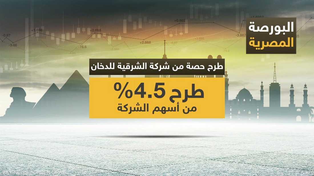 831baca90d780 مصر.. بدء برنامج الطروحات الحكومية في البورصة