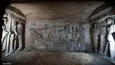 """مصر تنتهي من """"إنقاذ"""" أهم موقع أثري في الإسكندرية"""