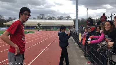 3 عدائين فرنسيين يشاركون بالأولمبياد الخاص بأبوظبي