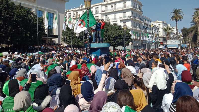 رئاسيات الجزائر
