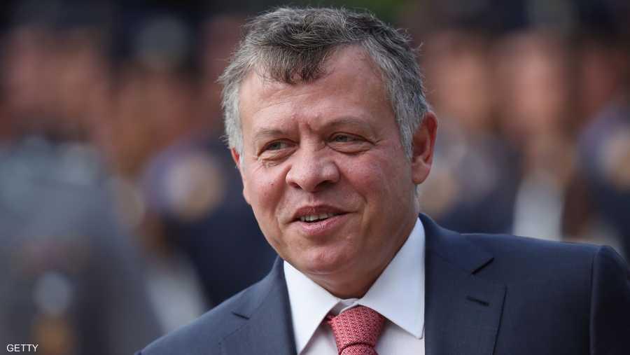 العاهل الأردني سيتسلم جائزة مصباح القديس فرنسيس