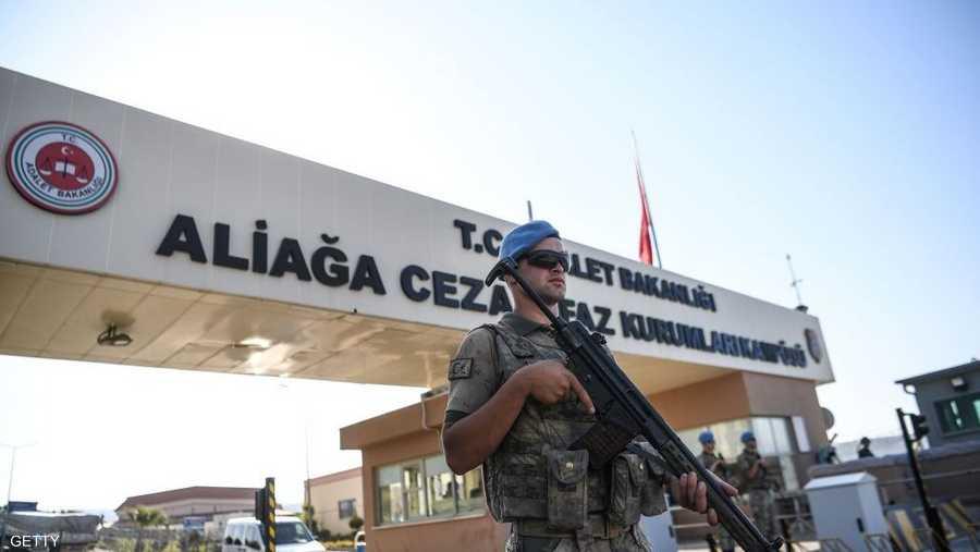 السجون التركية استقبلت مئات الآلاف من المواطنين الأتراك