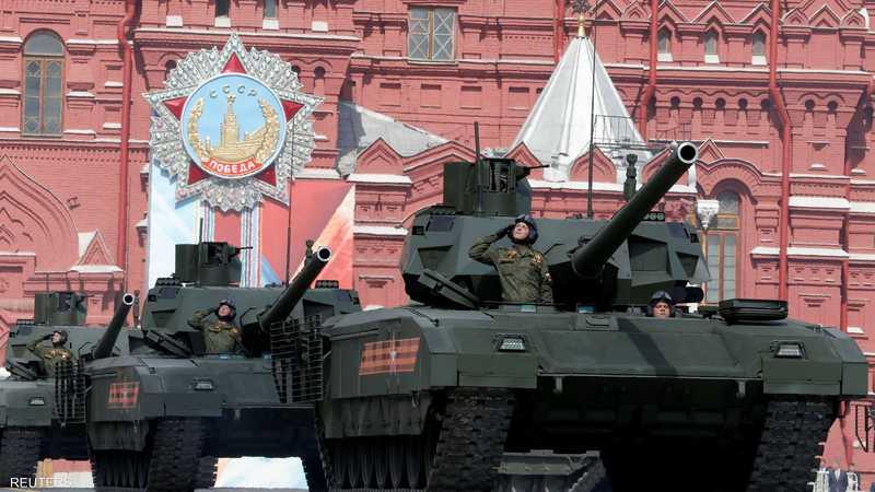 """روسيا تسبق العالم إلى ميزة فريدة بدبابة """"تي 14"""""""