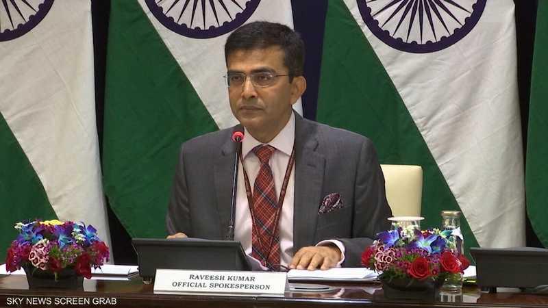الهند تطالب باكستان بالجدية وتنتظر أفعالا لا أقوالا