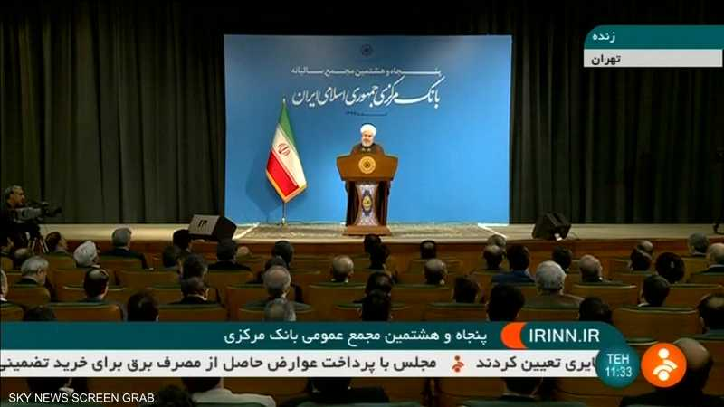 روحاني يدعو باكستان للتحرك ضد جماعات إرهابية