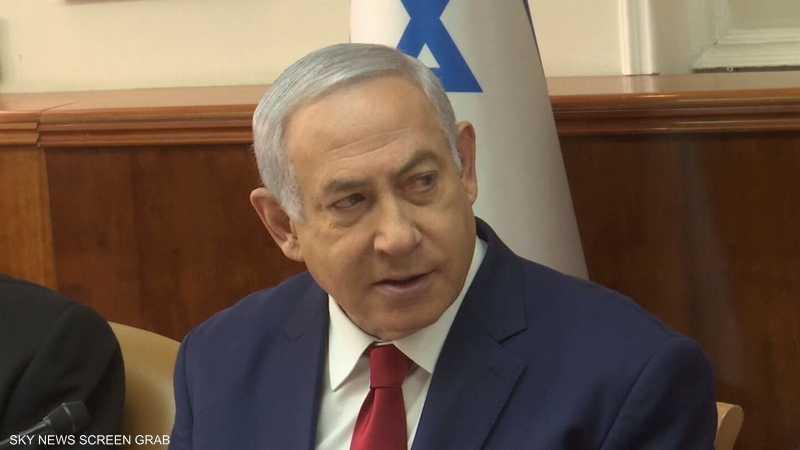 نتانياهو: دعم حوالات قطر لغزة يعمق الانقسام الفلسطيني