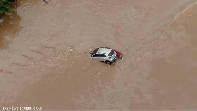 قتلى بسبب الفيضانات في ساوباولو ومحيطها
