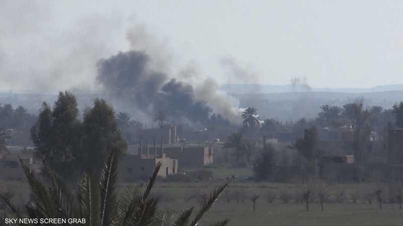 قوات سوريا الديمقراطية تؤكد قرب انتهاء معركة الباغوز