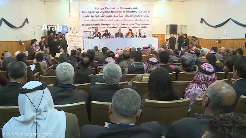 أكراد سوريا يتأهبون لمعركة سياسية للحصول على حكم ذاتي