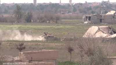 سوريا.. خروج أكثر من 60 ألف شخص منذ بدء معركة الباغوز