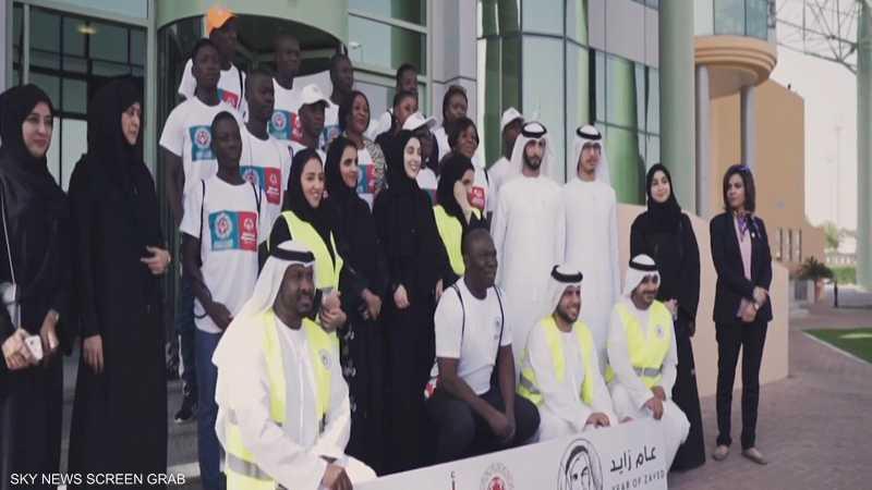 الأولمبياد الخاص فرصة للرياضيين للتعرف على ثقافة الإمارات