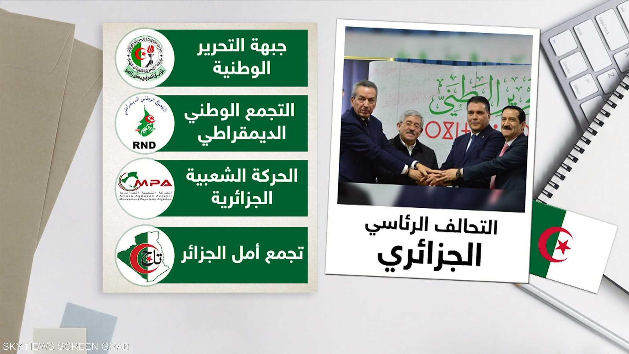 الجزائر.. صدى التظاهرات في بيت السلطة
