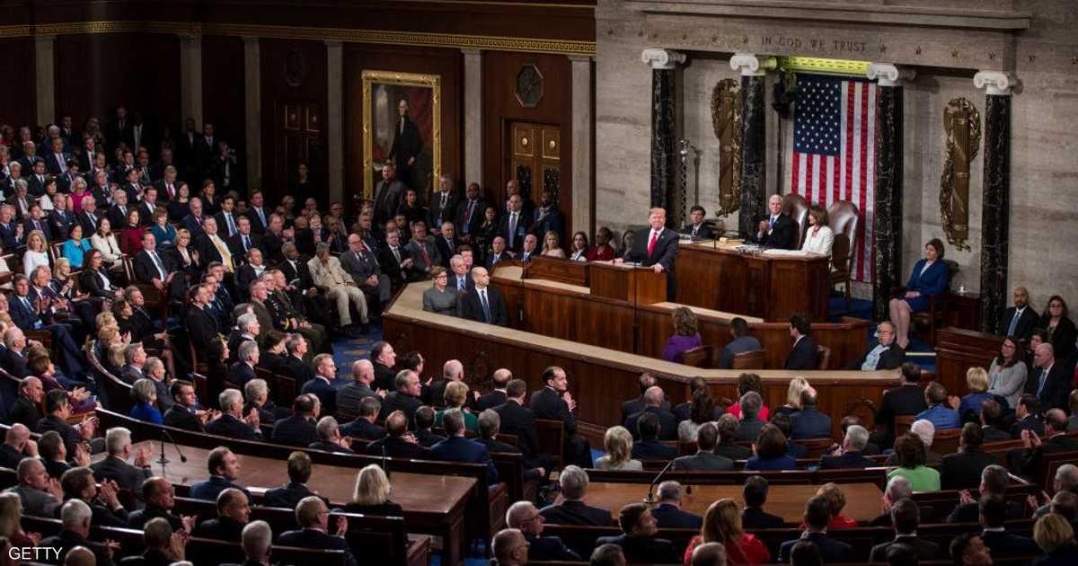 الكونغرس الأميركي يرفض تمويل الجدار الحدودي مع المكسيك
