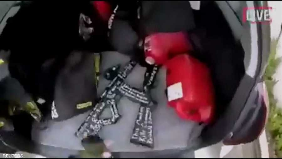 قام منفذ هجوم إطلاق نار داخل مسجد في كرايست تشيرش بتسجيل فيديو مباشر على فيسبوك، يوثق عمليته.