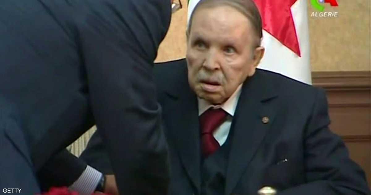 الحزب الجزائري الحاكم: بوتفليقة أصبح