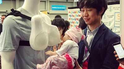 الآن.. يمكن للآباء إرضاع أبنائهم