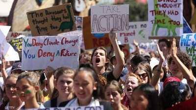 """أستراليا ونيوزيلندا.. احتجاجات عارمة """"من أجل المناخ"""""""