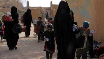 فرنسا تتسلم أطفالا من مخيمات في سوريا