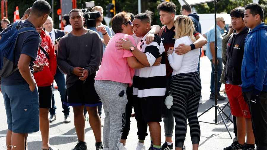 تعيش نيوزيلندا على واقع حزين بعد الهجوم الذي خلف مقتل 49 مصليا وإصابة 42 آخرين.
