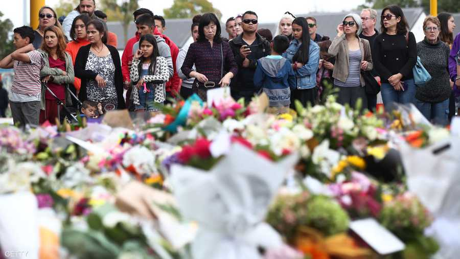 """عبر زعماء في أرجاء العالم عن حزنهم واستيائهم من الهجوم، فيما ألقى بعضهم باللوم على ما وصفوه بـ""""شيطنة صورة المسلمين""""."""