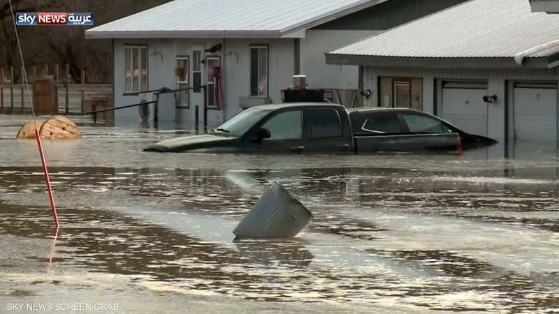 فيضانات تضرب نبراسكا