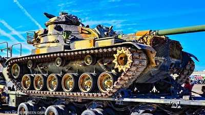 """""""دبابة ستينية"""" لا تزال الأقوى لدى 19 جيشا في العالم"""