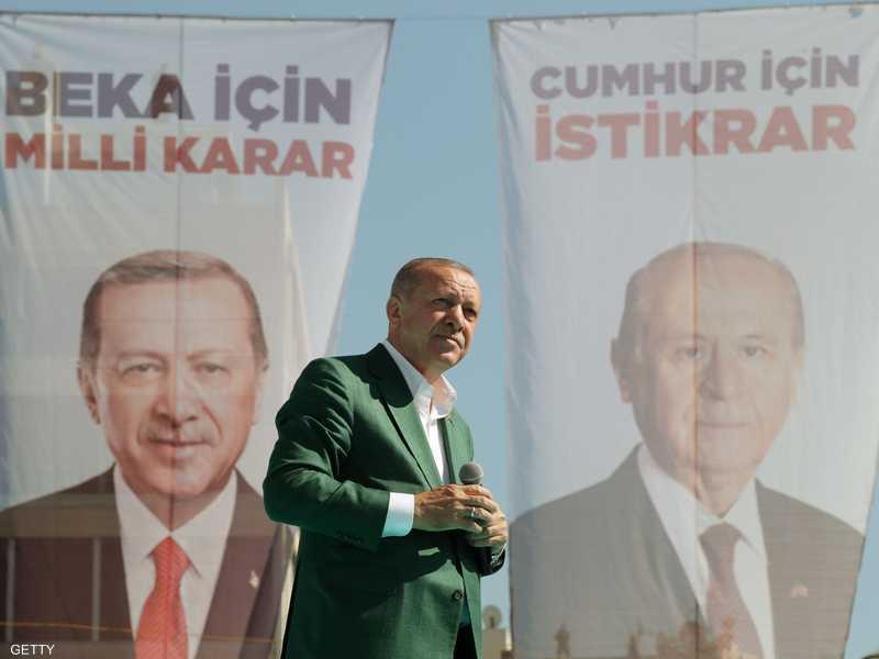 """فيديو """"مذبحة المسجدين"""" في حملة أردوغان الانتخابية 1-1236746.JPG"""